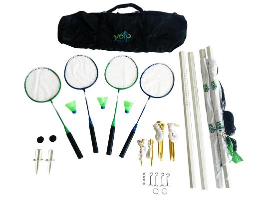 Yolo Sports Game Badminton Set
